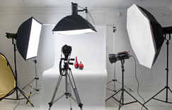 Product & Pack Shot Studio