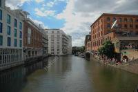 Camden Town Lock