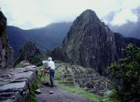 Machu Pichu Artist