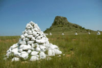 Islawanda Memorial to the fallen of the Zulu Wars