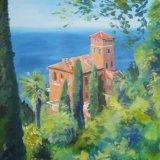 Italian Riviera View