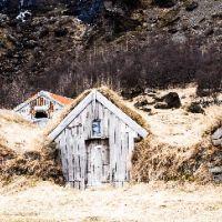 Abandoned Farm Buildings