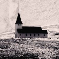 The Church at Hellna, Iceland