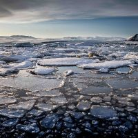 Fractured Ice