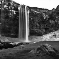 Seljalandsfoss Waterall, Iceland
