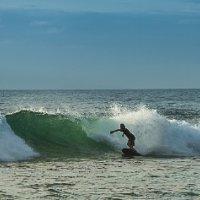 Surfers Dawn