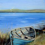 Abandoned Boat, Shetland