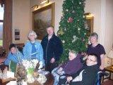 Poetry trip to Armathwaite hall at Christmas