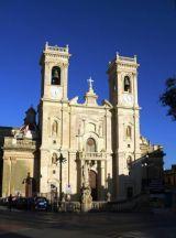 Zebbug parish church, Malta