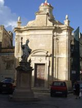 St Cathaldus church, Rabat, Malta