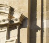 Detail, St Cathaldus church, Rabat
