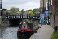 Canal wall art