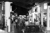 Lunch Malaysian food market