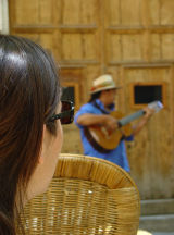 Singing moment