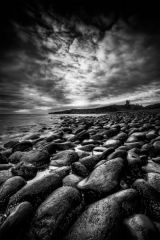 Dunstanburgh Castle boulders