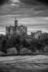 Warkworth Castle keep