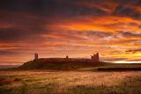 Dunstanburgh Castle Autumn Sunrise