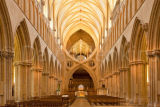 Wells Cathedral, main aisle