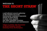 The Short Straw #07LR