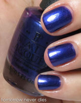 OPI - Tomorrow Never Dies