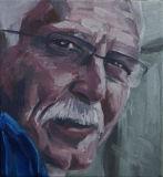 Study - portrait of RM