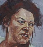 Study - portrait of EH