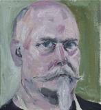 Study - self portrait