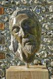 Head of Christ (detail), 2012