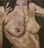 Study - female torso