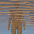 Reflection, Crosby Beach