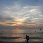 Sunset, Kata Beach, Thailand (2)