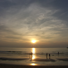 Sunset, Kata Beach, Thailand (1)
