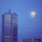Full Moon over Brussels
