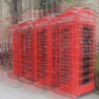 Red Phone Boxes, Cambridge