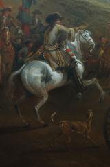 Battle of the Boyne (detail)