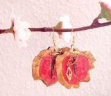exclusive seed earrings