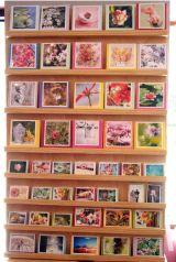 mya art cards in 3 sizes