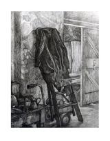 Coat drying