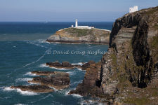 South Stack Lighthouse & Elins Tower