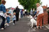 Gawthorpe May Day Procession