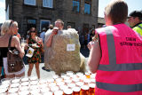 Oxenhope Straw Race