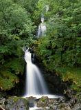 Waterfall Allt Coire nam Beithach