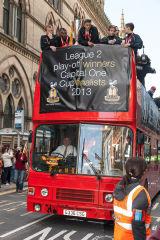 Bradford City Victory Parade 1