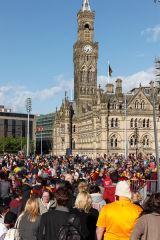 Bradford City Victory Parade 4