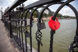 Love locks Shcherbakova Park