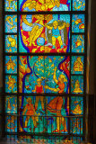 Stain glass - shopping centre