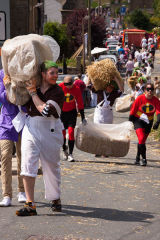 Oxenhope Straw Race 12