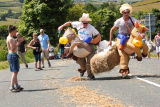 Oxenhope Straw Race 14