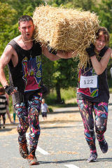 Oxenhope Straw Race 1