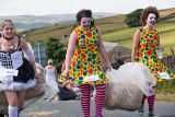 Oxenhope Straw Race 23